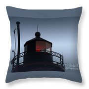 South Haven Light Throw Pillow