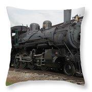 Southern 401 Memphis Throw Pillow