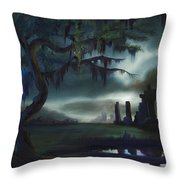 Southern Arch Throw Pillow