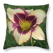 Southern Belle Throw Pillow