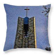 Southern California's Wafarers Chapel 1 Throw Pillow