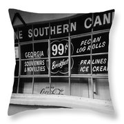 Southern Charms Throw Pillow