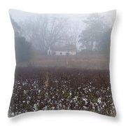 Southern Dreams Throw Pillow