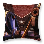 Southern Pride Throw Pillow by Mountain Dreams