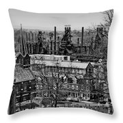 Southside Throw Pillow