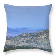 Southwest Views Throw Pillow