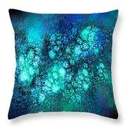 Space 01 Throw Pillow