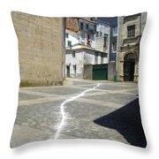 Spain Series 15 Throw Pillow