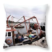 Spanish Eyes And New Seeker 2 Throw Pillow