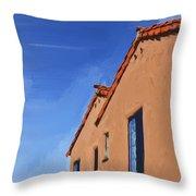 Spanish Style Throw Pillow
