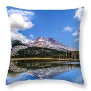 Sparks Lake Throw Pillow