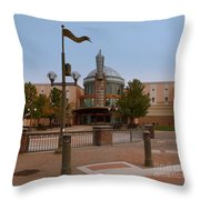Sparks Theater  Throw Pillow