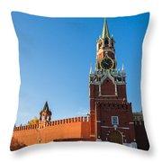 Spassky - Savior's - Tower Throw Pillow