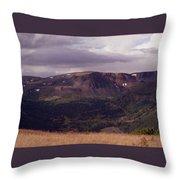Spatzizzi Plateau Throw Pillow