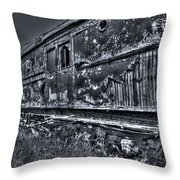 Special Service Van No 2 Throw Pillow