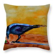 Special Treat Throw Pillow