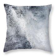 Speckled Sheet Throw Pillow