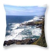Spectacular Oregon Throw Pillow