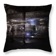 Spectors At Play... Throw Pillow