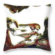 Specularity Throw Pillow