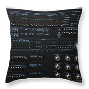 Sperry Univac 1100 Throw Pillow