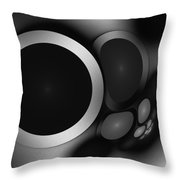 Sphere 10 Throw Pillow