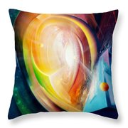 Sphere B11 Throw Pillow
