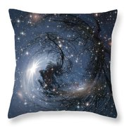Sphere Of Reality Throw Pillow