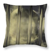 Spheres No 7 Throw Pillow