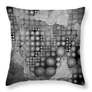 Spheroid II Throw Pillow