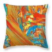Spies Are Us Throw Pillow