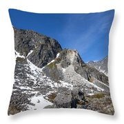 Spilling Away Throw Pillow