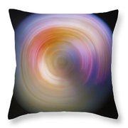 Spin Art 2 Throw Pillow