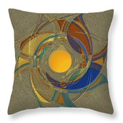 Spinners 2 Throw Pillow