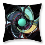 Spinners 5 Throw Pillow