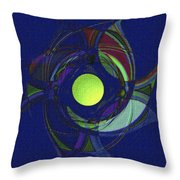 Spinners 8 Throw Pillow