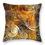Spiral 136-02-13 - Marucii  Throw Pillow