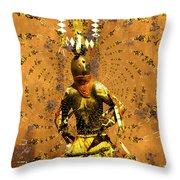 Spirit Dance Throw Pillow