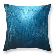 Spirit Of Life - Abstract 3 Throw Pillow