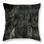 Spirit Of The Inquisitor Throw Pillow