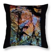 Spirit Of The Mountain Throw Pillow