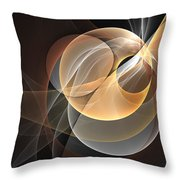Spirits Of Life Throw Pillow