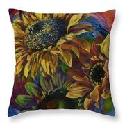 Spiritual Growth Throw Pillow