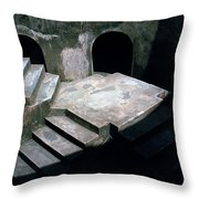 Spiritual Peace Throw Pillow
