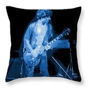 Spokane Blues In 1977 Throw Pillow