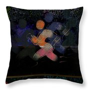 Sport B 7 B Throw Pillow