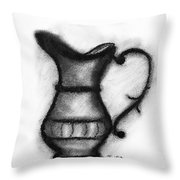 Spout And Handle Throw Pillow