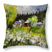 Spring 454140 Throw Pillow