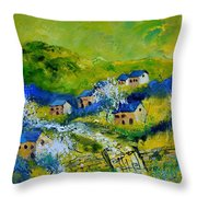 Spring 455120 Throw Pillow