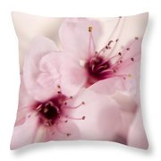 Spring Blooms 0174 Throw Pillow